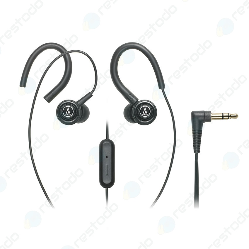 Auricular Audio-Technica SonicFuel ATH-COR150iS Negro