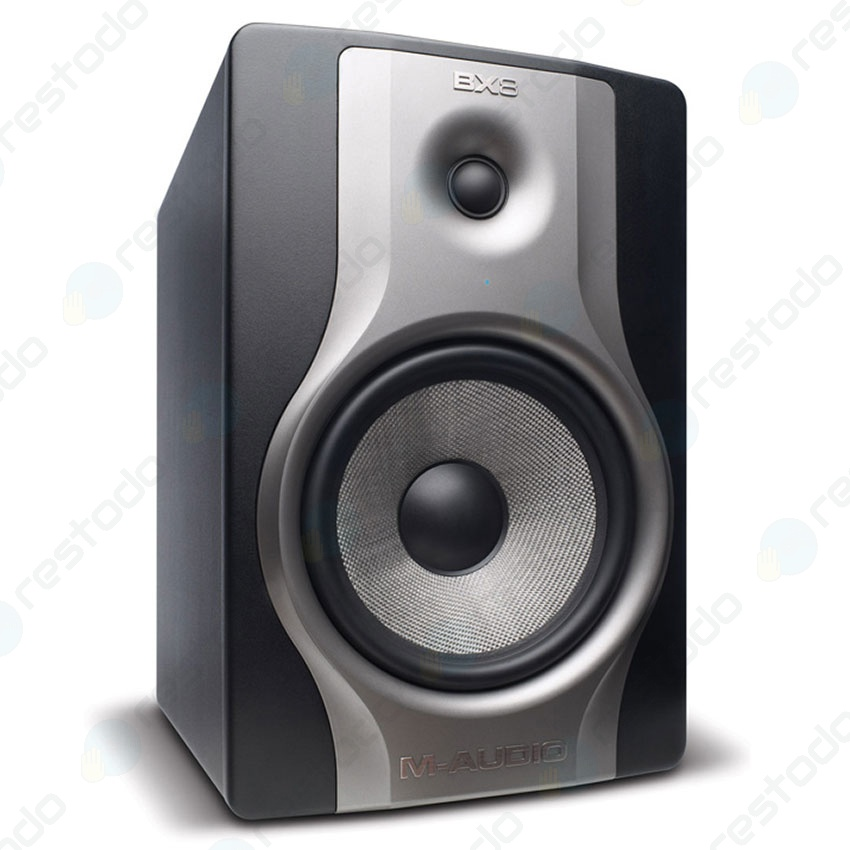 Monitor Activo M-AUDIO BX8 Carbon