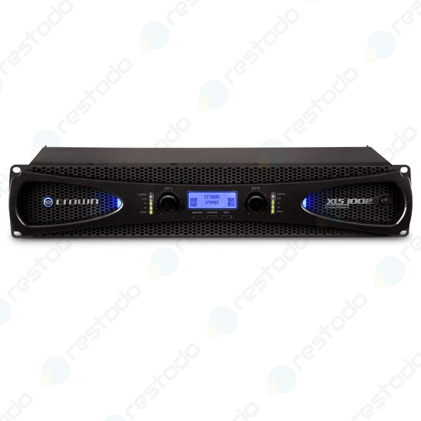 Amplificador Crown XLS 1002