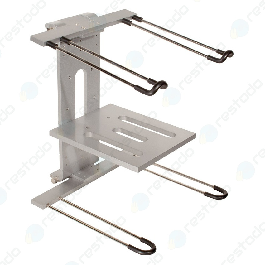 Soporte de Doble Nivel de Aluminio para Portable Ultimate Support JS-LPT400