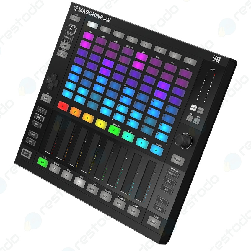 Controlador Native Instruments Maschine Jam
