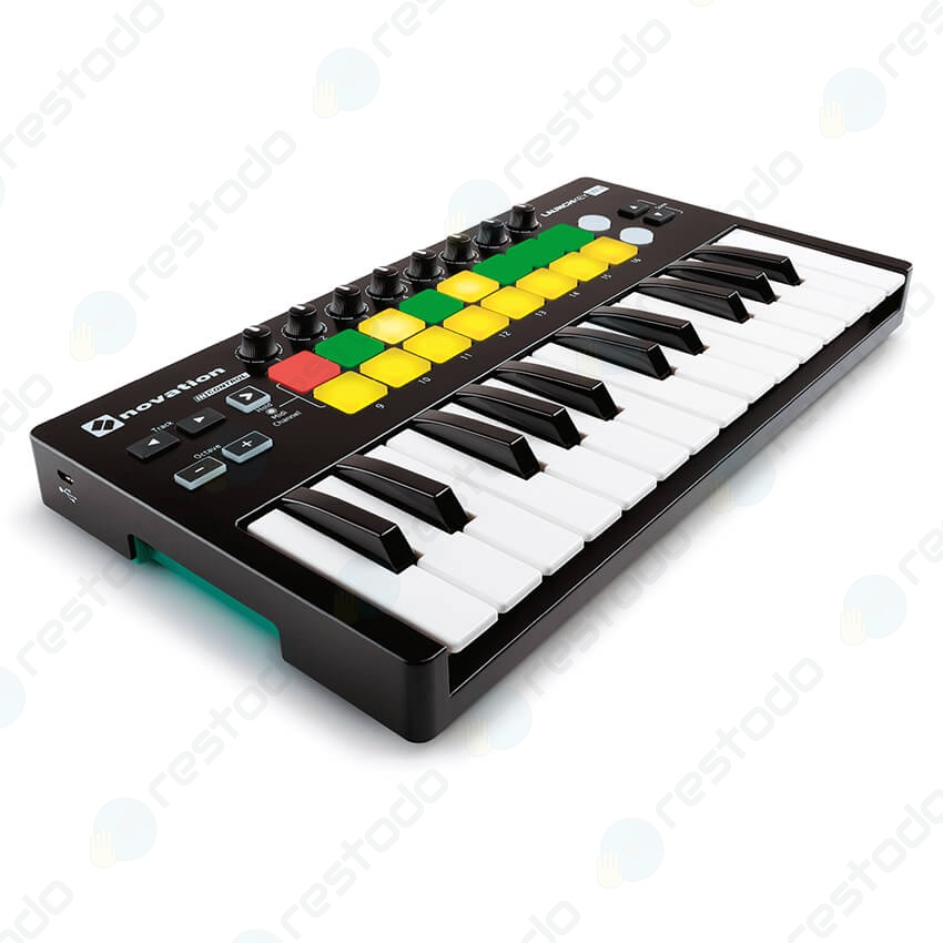 Teclado MIDI Novation Launchkey Mini MK2