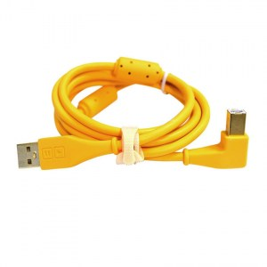 djtt-chroma-cable-angulo-recto-amarillo