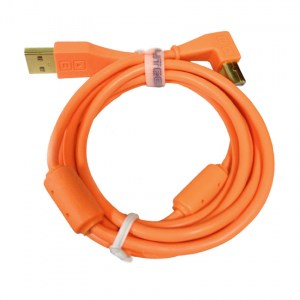 djtt-chroma-cable-angulo-recto-naranja
