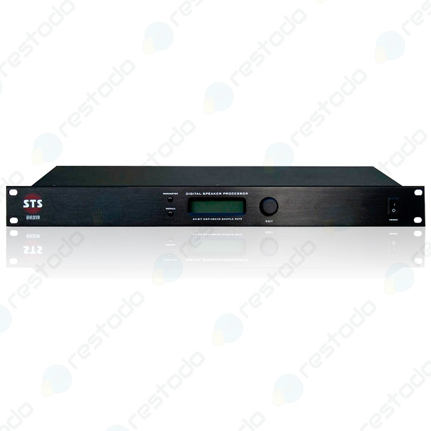 Procesador Digital de Altavoces STS DS213